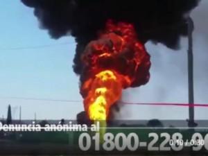 Robo gasolina