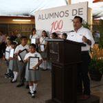 Encabeza Ernesto De Lucas 40 aniversario del Instituto Tecnológico Del Valle del Yaqui