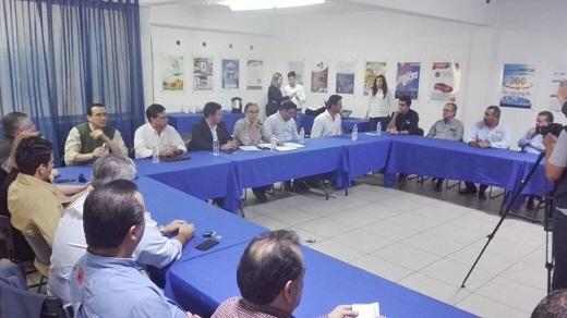 Incrementarán inversiones en el sur de Sonora: Jorge Vidal Ahumada