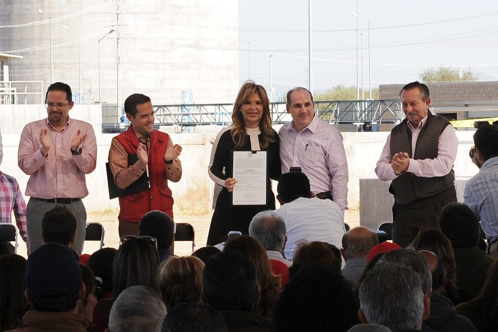 Es Hermosillo una de las cinco ciudades que tratan el agua al 100 por ciento