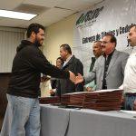 Entrega de Títulos y Cedulas Profesionales Universidad Tecnológica de San Luis Río Colorado