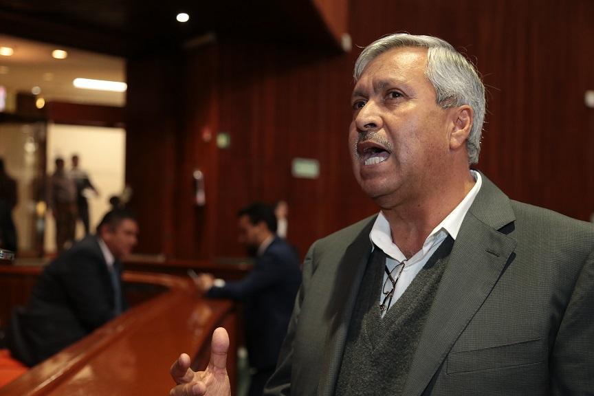Decisiones cupulares en el PRI lastiman a la sociedad y la militancia: Oscar García Barrón