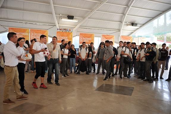 Realiza Universidad Estatal de Sonora Expo Nuestra Oferta Educativa 2018