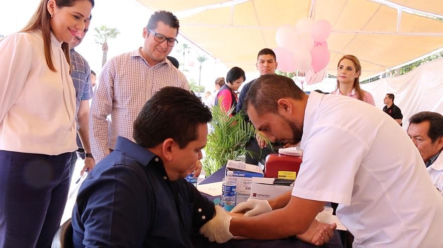 Invitan a la Primera Feria de Servicios en SLRC