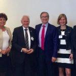 Buscan empresarios alemanes impulsar educación de jóvenes sonorenses