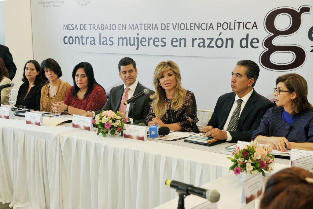 Se pronuncia Gobernadora Pavlovich contra violencia política hacia mujeres