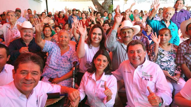 Proponen Sylvana y Maloro sean oportunos apoyos a productores