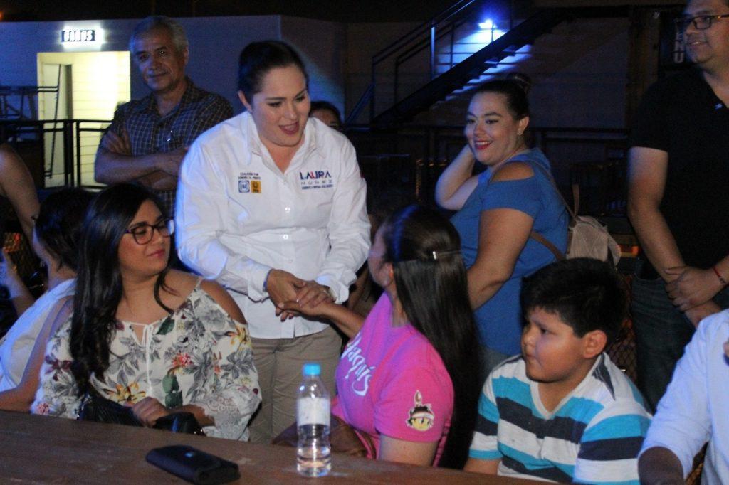 Vamos por más cultura: Laura Núñez