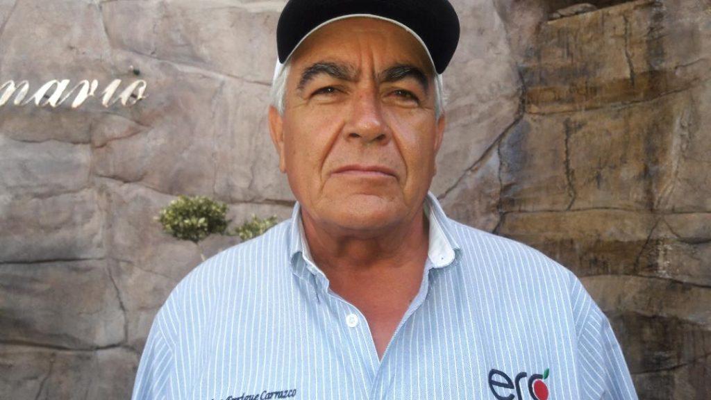 LA HORTICULTURA LO MAS IMPORTANTE PARA EL ING. ENRIQUE CARRAZCO