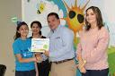 Egresa primera generación de niños emprendedores en SLRC