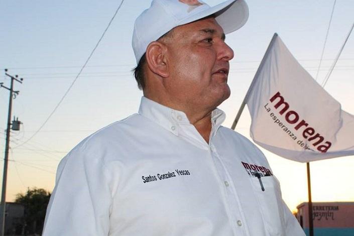 Jesús Ramos será un excelente delegado regional: Santos
