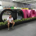 Compite estudiante de la UES en Mundial de Halterofilia en Polonia