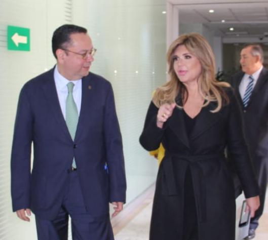 Gestiona gobernadora Pavlovich fortalecer red  de hospitales del IMSS en Sonora