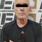 """Elementos de la FGJE capturan en SLRC al Estadounidense Michael Alan """"N"""" Imputado por delitos sexuales"""