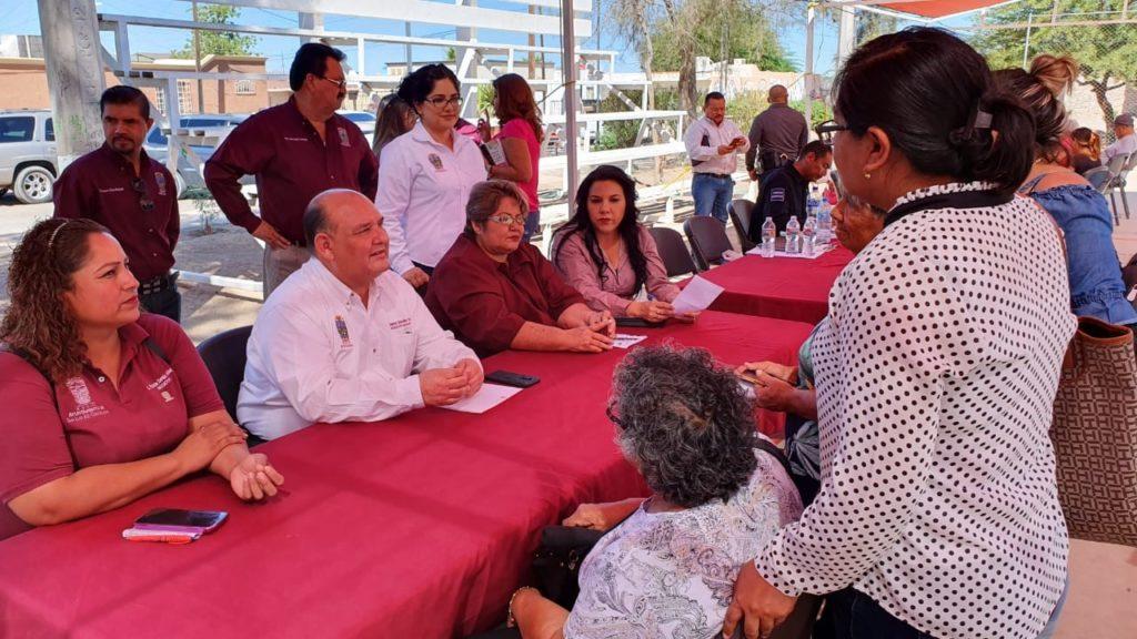 Atienden a ciudadanos del Bellavista