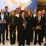 Atestigua Gobernadora Pavlovich premiación de Ciudadano del Año 2019