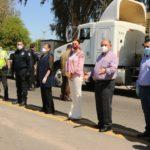 Arranca operativo contra el Covid-19 Sonora-Baja California