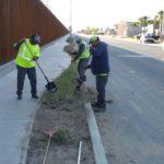 Atiende Obras Públicas avenida Internacional
