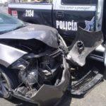 Asume Seguridad Pública responsabilidad en accidente