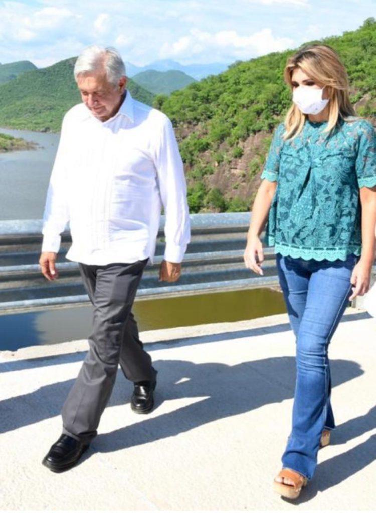 Gestiona Gobernadora Pavlovich peticiones de agricultores y pescadores ante el Presidente López Obrador