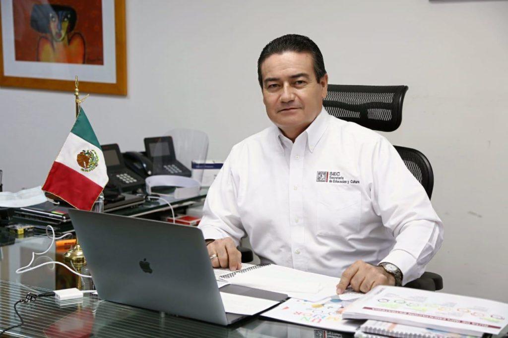 La educación en Sonora no se detiene: Víctor Guerrero González