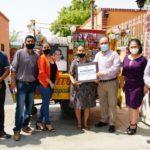 """Entrega Alcalde reconocimiento póstumo """"Empresario de Oro"""""""
