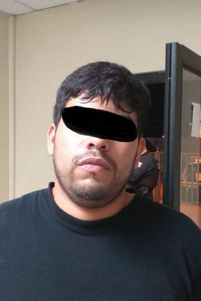 Detiene la Policía Municipal a homicida de menor