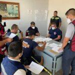 Efectúa Protección Civil simulacro de sismo