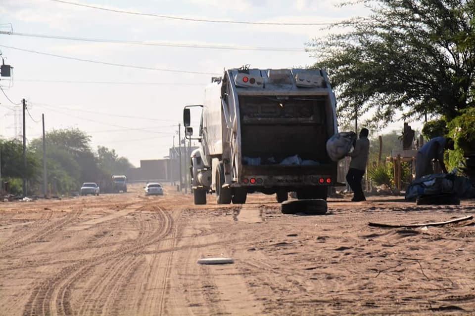 Suspenderán servicio de recolección de basura